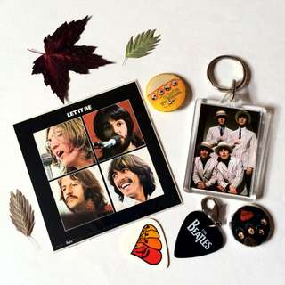 The Beatles ~ Beatlemania ~ Collectibles ~
