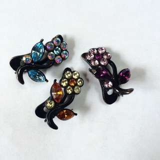 Hairpins ~ Flowers ~ Beautiful Hair Ornaments