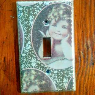 Cute Light Switch Cover
