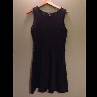 GUESS Black Dress Size M
