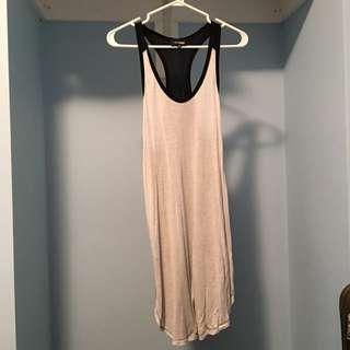Aritzia Wilfred Free Jersey Dress
