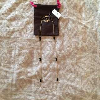Kate Spade Jet Jackpot Jewels Necklace