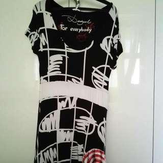 Desigual Dress Size XL