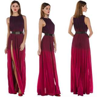 Long Maxi Dress Size 8 10 12 14