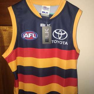 Adelaide Crows 2016 Home Guernsey