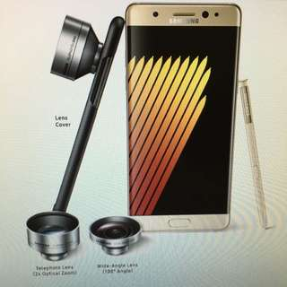 BNIB Samsung Note 7