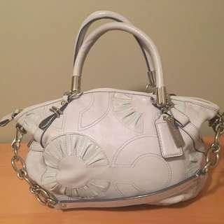 Genuine leather coach Handbag