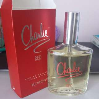 Revlon Charlie Red Eau De Toilette 100mL