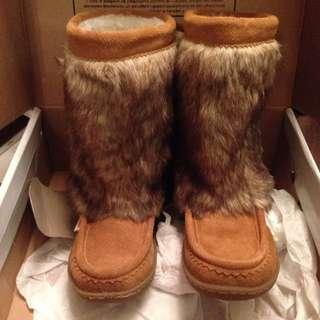 Soft Moc Boots