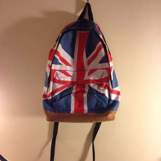 Britain Flag Backpack