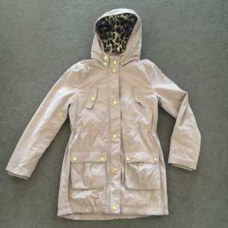H&M Light Pink/ Cream Couloured Jacket