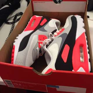 Air Max 90 Ultra Essential Infrared