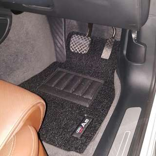 (1550+Reviews)Carmats Crazy SALE. $59.90 ONLY! Got A Used Car And Mats Are Also Used? Got A New Car And Want To Enhance The Look Of The Interior? Look No Further  Come To The Only One In Carousell Supplier With More Than 1500Postive Reviews! Read On