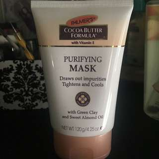 Palmers face Mask