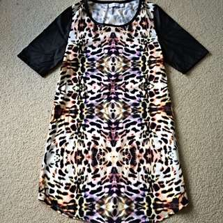 Shareen Tshirt Dress