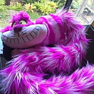 Cheshire Cat Plushie
