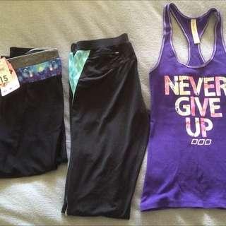 Exercise Clothes Bundle