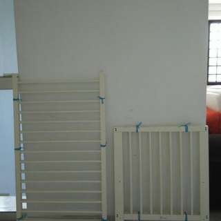 Complete Set Of Baby Cot
