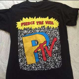 Pierce The Veil Medium Size Shirt