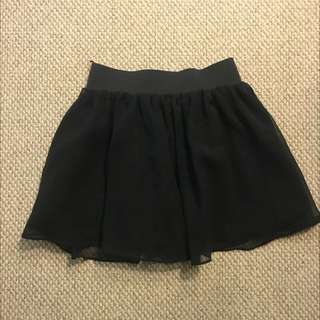 Crinoline Hip Skirt