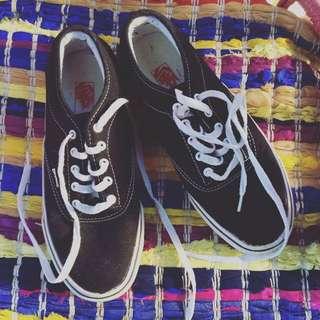 Classic Vans' Kicks