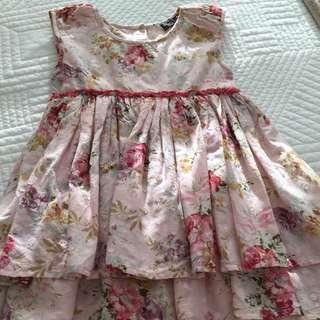 Beautiful Bardot Dress Size 2