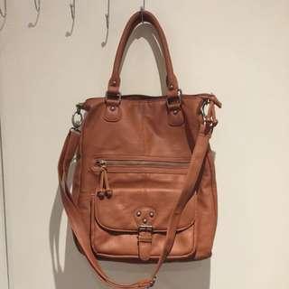 Sportsgirl Brown Bag