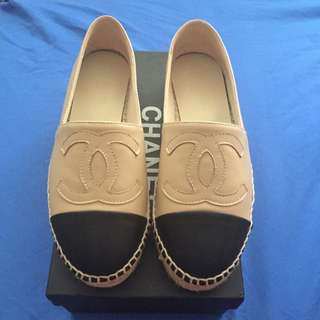 Inspired Chanel Espadrilles
