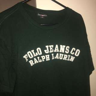 Ralph Lauren T - Shirt - Dark Green.
