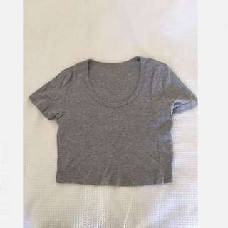 American Apparel Cropped T-shirt