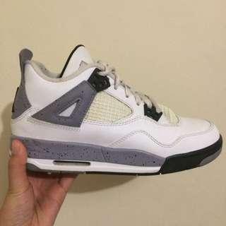 Air Jordan 4 (SZ 6Y)