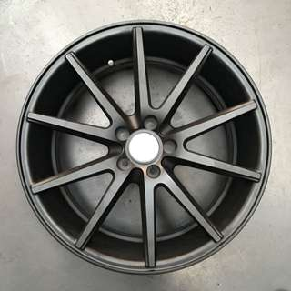 "Used 18"" BMW Vossen Replica"