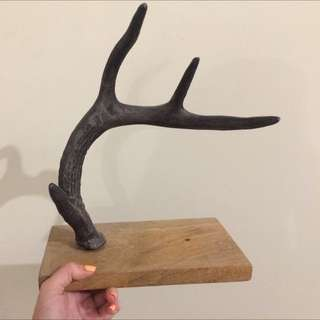 Antler Jewellery Stand.