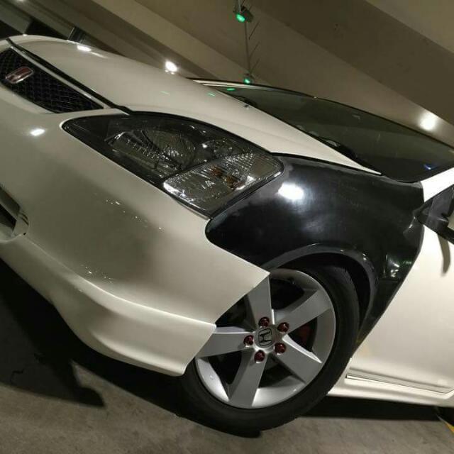 2002 Honda EP3R