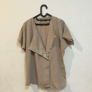 Brown Loose Outer