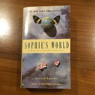 Sophie's World: A Novel About The History Of Philosophy ( The New York Times Bestseller)