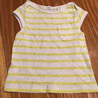 Country Road Sz3-6m Top