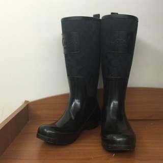 🎀Coach雨鞋🎀(保留待面交)