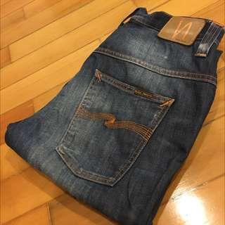 Nudie Washed Jeans