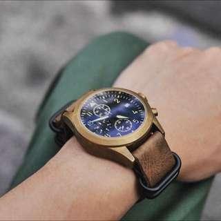 Ventus C03 計時銅錶