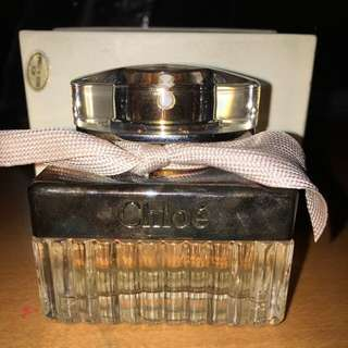 Chloe 30 ml 10% Used Oxidized Bottle