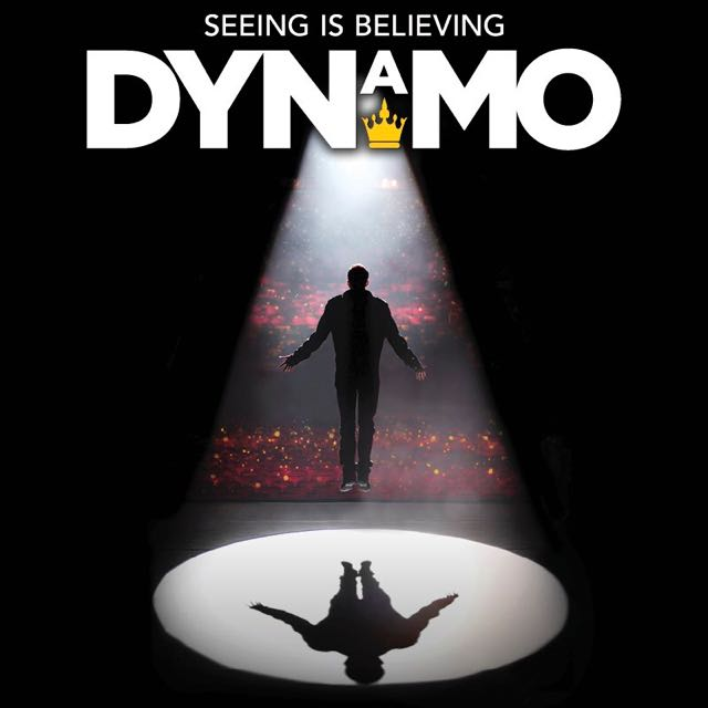 2x Dynamo Tickets - Seeing Is Believing Tour