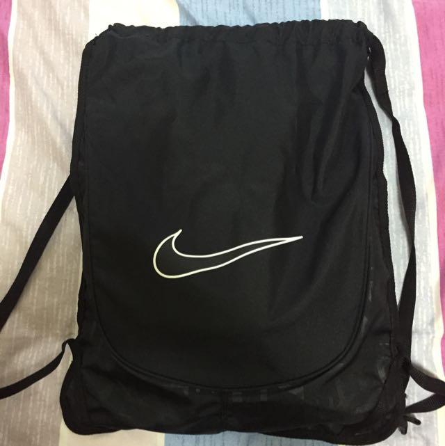 近全新 Nike 後背包 束口袋
