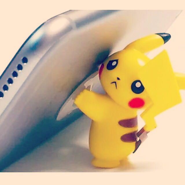 [好重]寶可夢,神奇寶貝 Pokemon iPhone Sony Samsung htc 手機架 玩偶 樂高Lego 皮卡丘 妙蛙種子 傑尼龜 小火龍 生日禮物