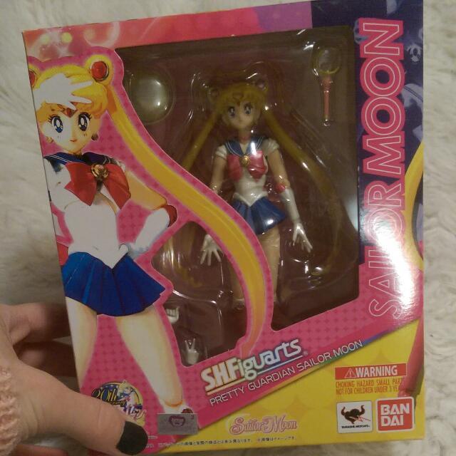 All Sailor Moon Bandai S.H Figuarts