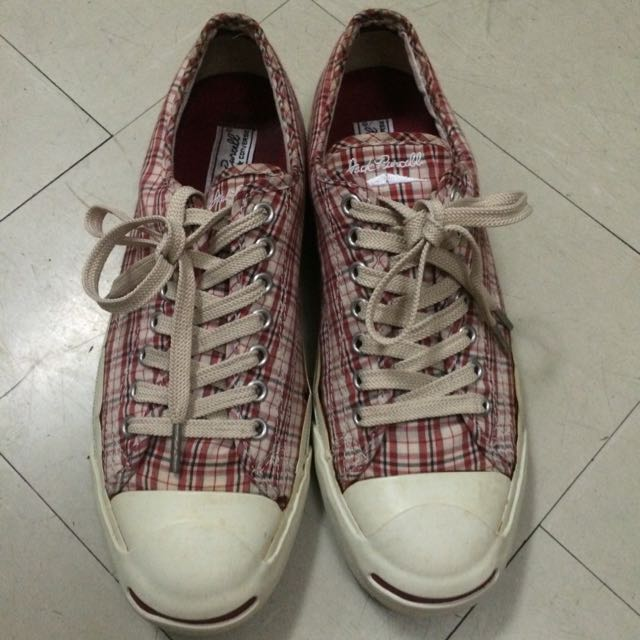 authentic jack purcell converse (size 9)