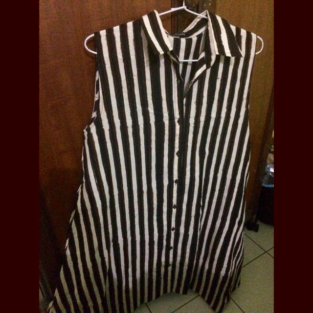 Batik (motif Parang) Dress