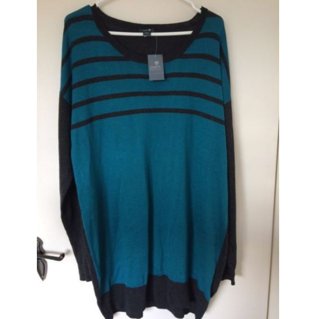 Maternity Clothing/Brand new sweater dress size L