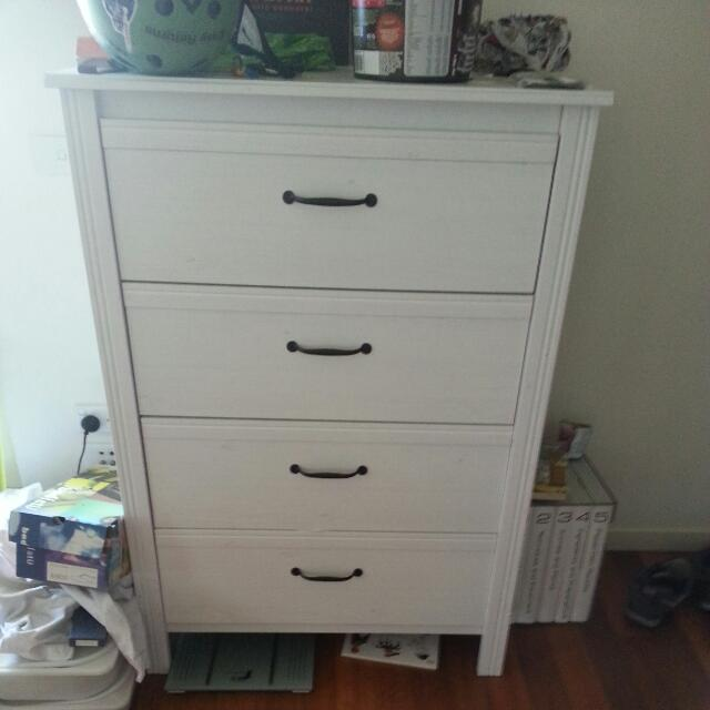 Brusali Cheap Ikea Drawer