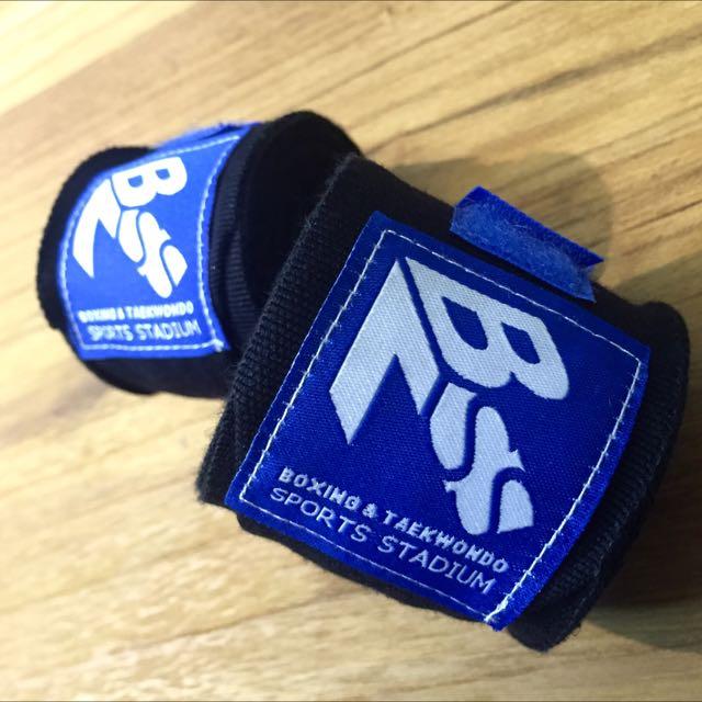 < BTSS > - Boxing Tape 3m 拳擊 手綁帶 3米